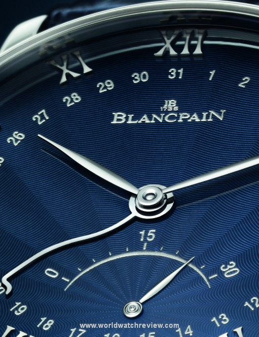 Blancpain Collection Villeret Retrograde watch replica