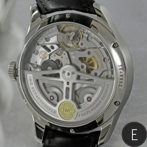 IWC Portugieser Annual Calendar Ref IW503502 - watch replica review by ESCAPEMENT