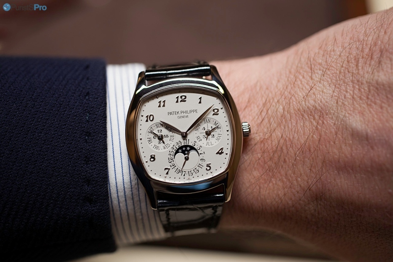 Patek Philippe Perpetual Calendar 5940g copy watch
