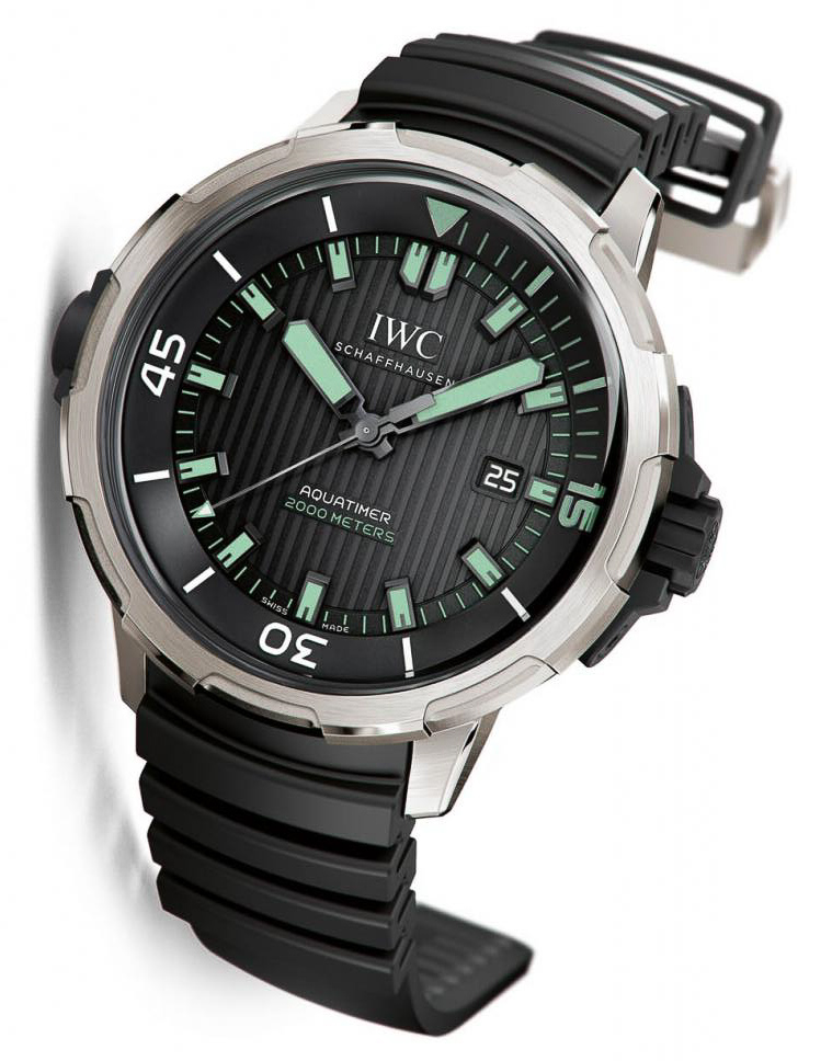IWC Aquatimer Watches New For 2014 Watch Releases
