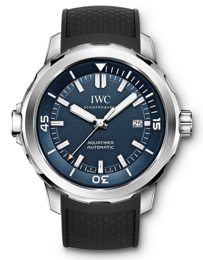 IWC Aquatimer Watches In Three New Designs For 2016 Watch Releases