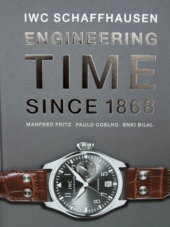 IWC: The Book, The Manufacture Book Reviews