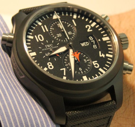 IWC Watches @ SIHH 2010 Shows & Events