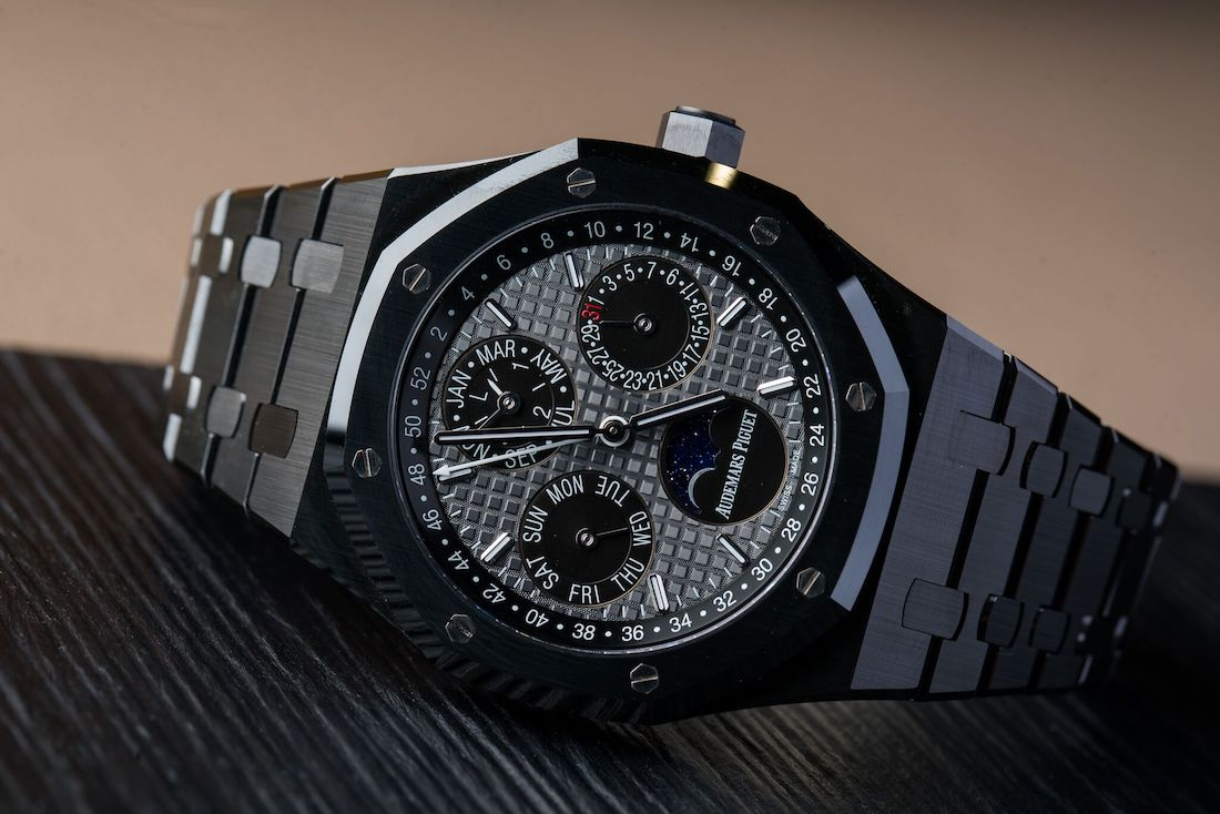 Audemars Piguet Royal Oak Perpetual Calendar Ceramic