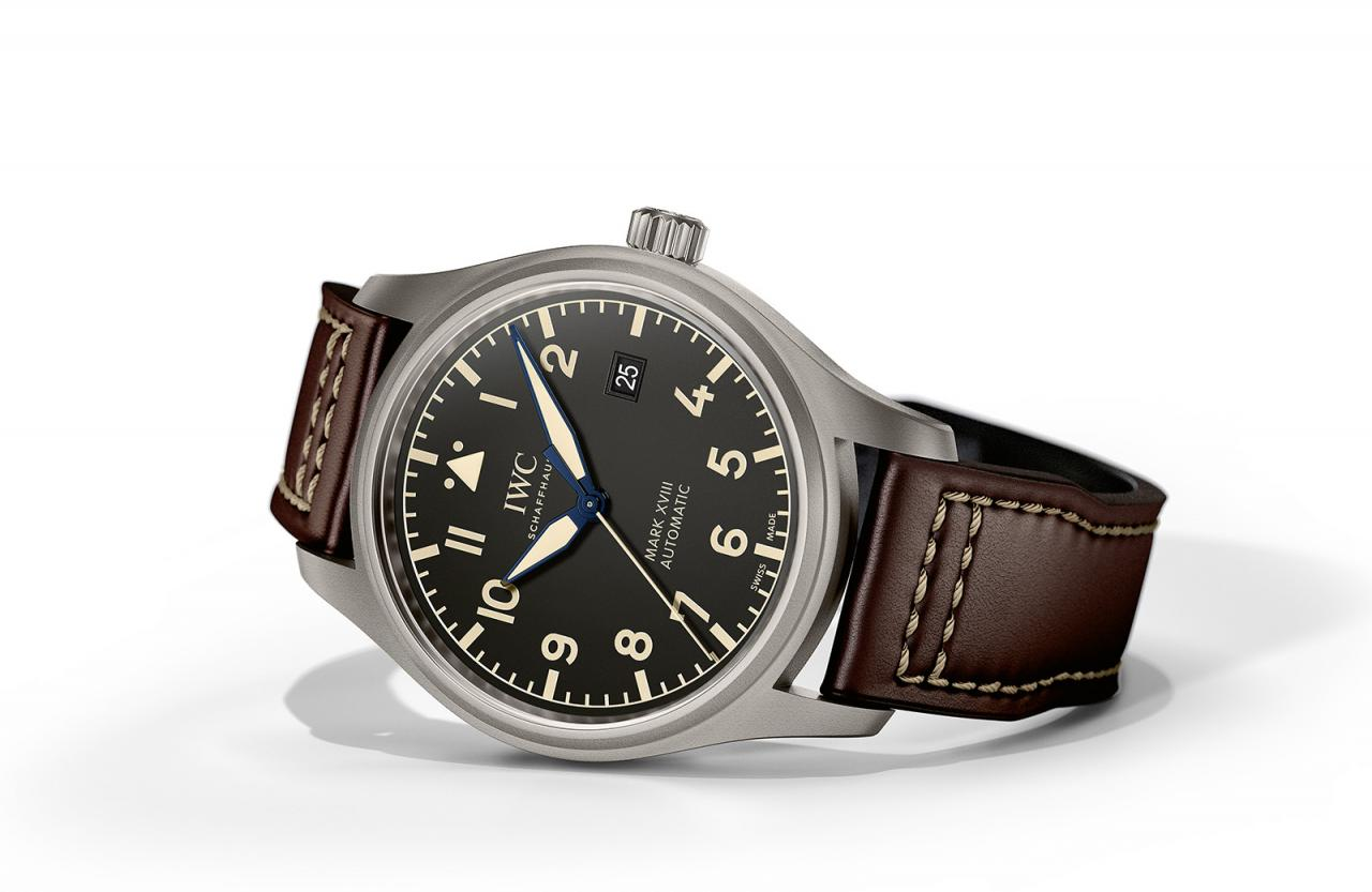 IWC Pilot's Watch Mark XVIII Heritage