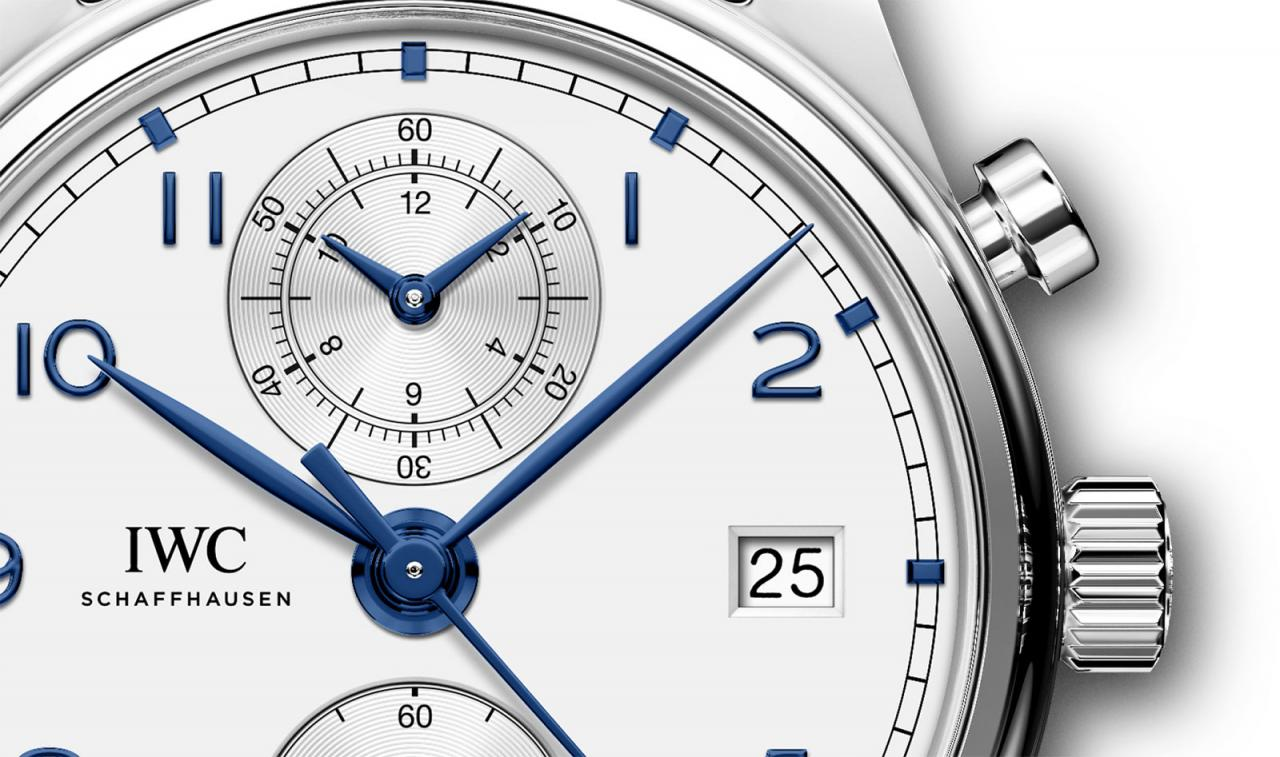 IWC Portugieser Chronograph Classic 3
