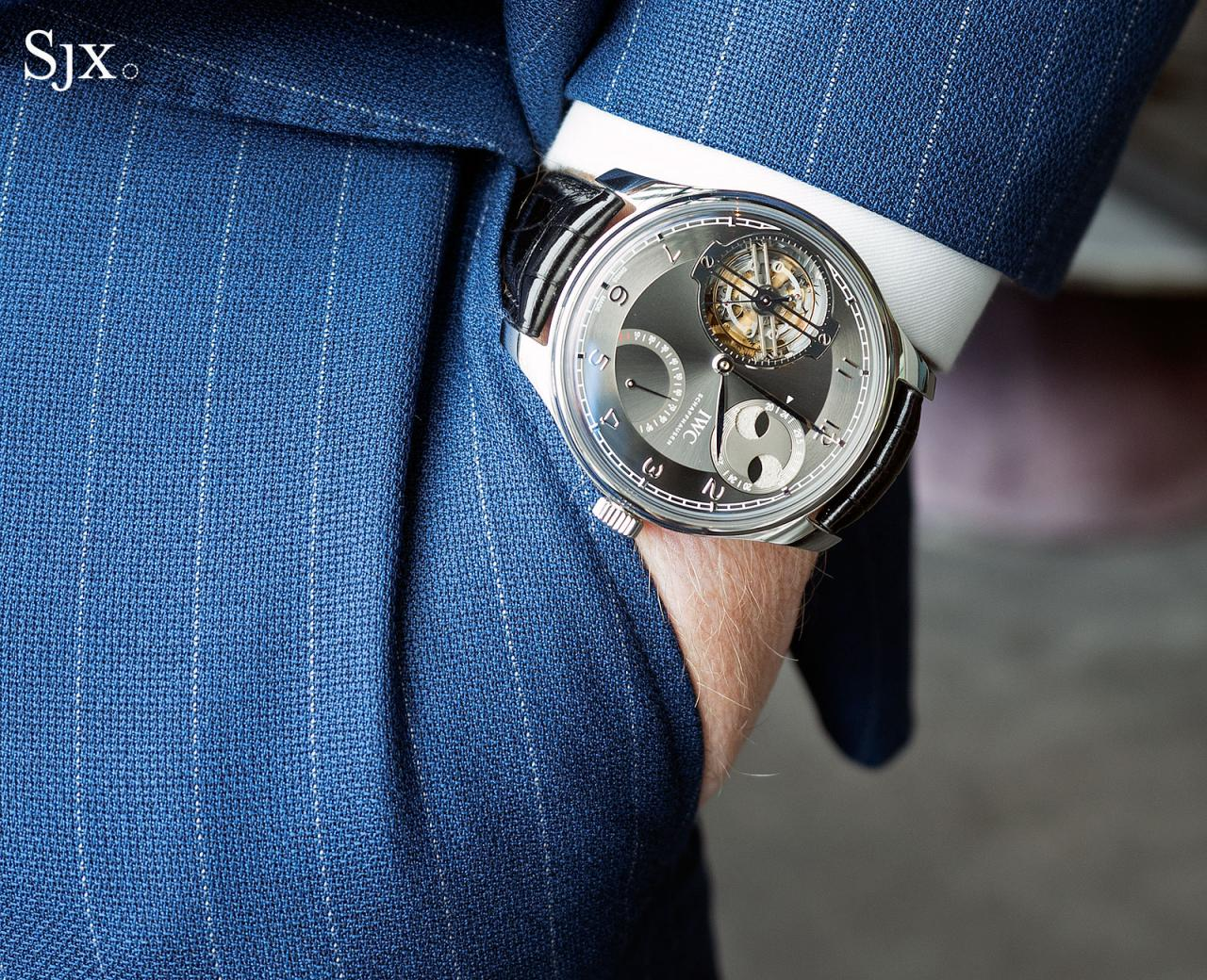 IWC Portugieser Constant-Force Tourbillon 12