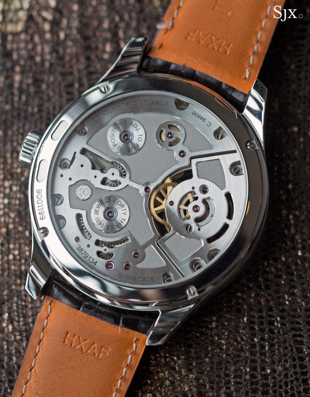IWC Portugieser Constant-Force Tourbillon 8